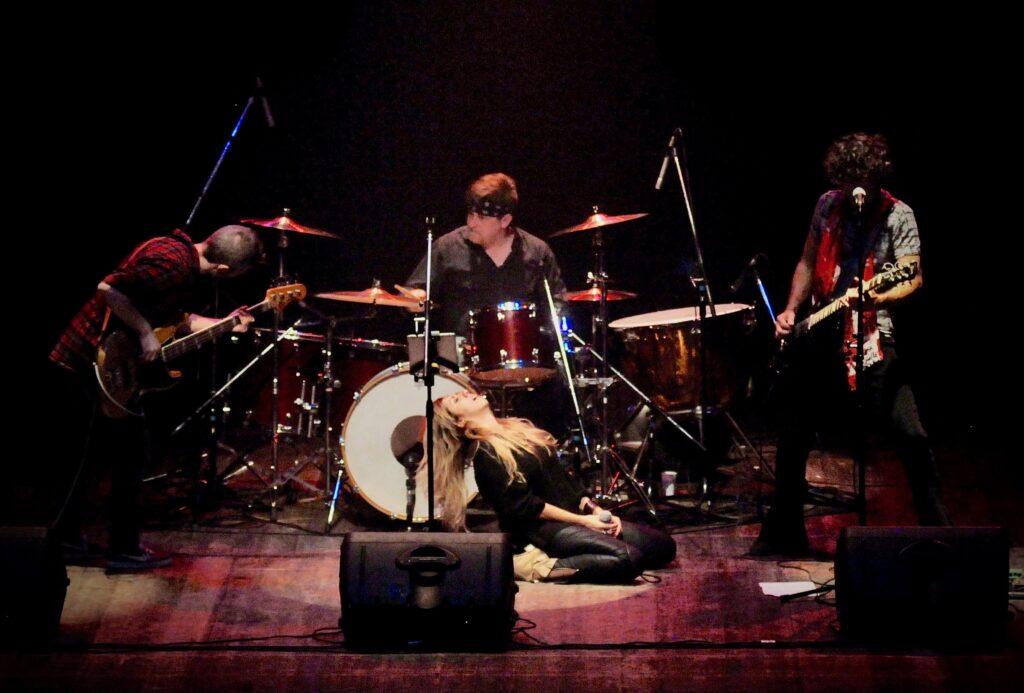 Kashmir celebra 10 años interpretando la música de Led Zeppelin