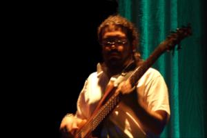 Eduardo Pinto en el Ciclo de Escuchas Shagradas