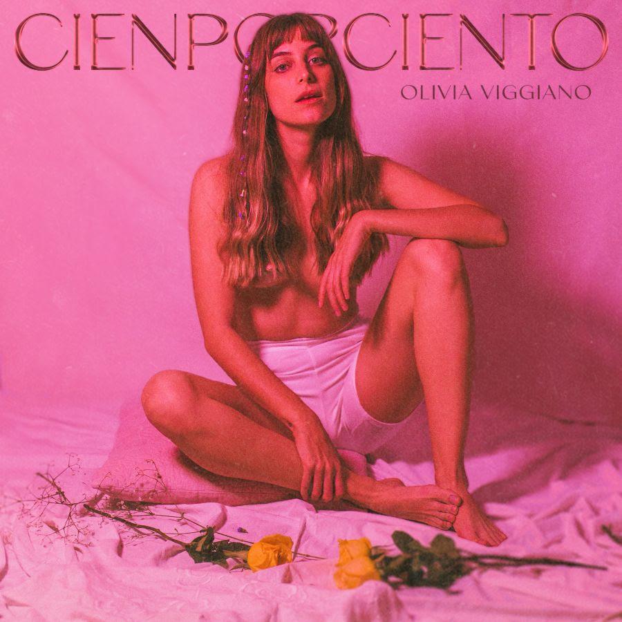 Olivia Viggiano presenta su tercer disco «Ciento por Ciento»