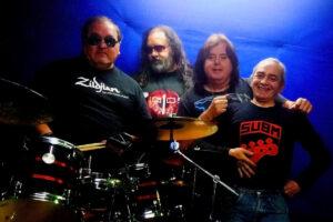 7 OJOS regresa a la escena del rock en Mendoza
