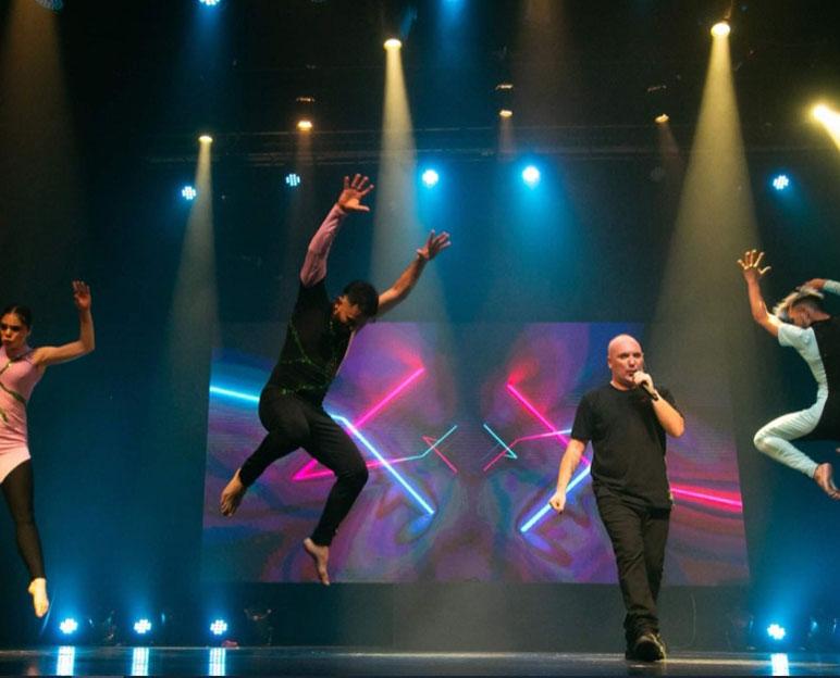 "Con ""Trasandino"" Francisco Carrasco vuelve al Teatro Plaza"