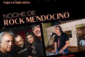 Marcelo López y Les Alfajores de la Pampa Seca en el Club Sirio